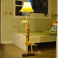 Kinderkarikatur Lampe Schlafzimmer Bedside Kreative Stehleuchte Giraffe Stehleuchte Vertikale Tischlampe Fernbedienung preisvergleich bei billige-tabletten.eu