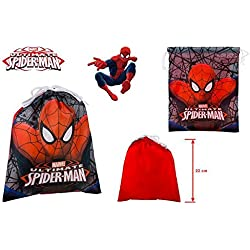 DISOK - Petate Mochila Spiderman