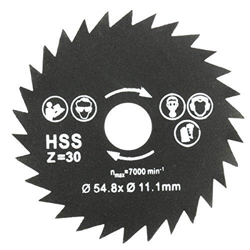 RanDal 30 Denti Tct Sega Circolare Lama 54.8 Mm Di Diametro Si Adatta Cemento Cemento Legno Taglio