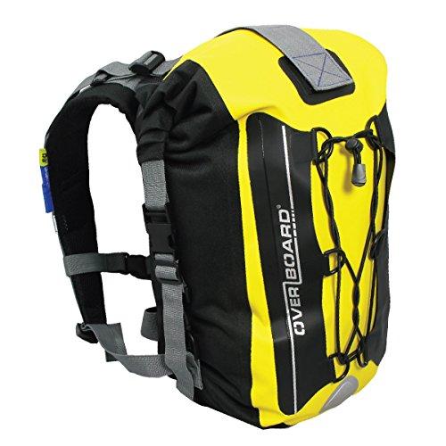 Overboard Premium Wasserdichter Taschen Rucksack Heavy Duty Roll-Top-Verschluss Reiserucksack