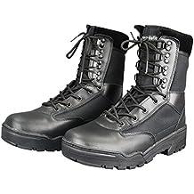 Mil-Tec - Zapatos de caza para hombre negro talla única CfHcRQ