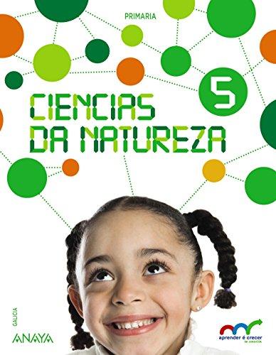 Ciencias da Natureza 5 (Aprender é crecer en conexión)