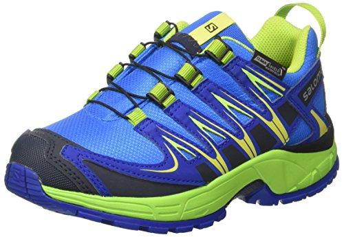 e5bdb18ffa1006 Salomon Unisex-Kinder Xa Pro 3D CSWP J Outdoor-Multisport-Schuhe