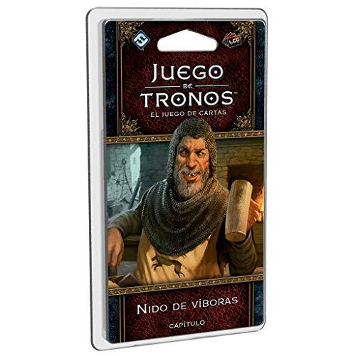 Fantasy Flight Games - Spiel der Thrones LCG - Spanisch - Farbe (GT48ES) (Fantasy Flight Game Of Thrones)