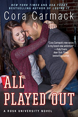 All Played Out: A Rusk University Novel (English Edition) (Jock American)