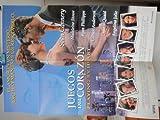 Original Mexican Movie Poster Playing By Heart Juegos Del Corazon Angelina Jolie Gillian Anderson