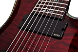 SCHECTER - C-8 Hellraiser Black Cherry
