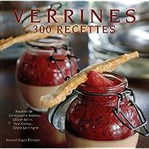 VERRINES 300 RECETTES 300 PHOTOGRAPHIES