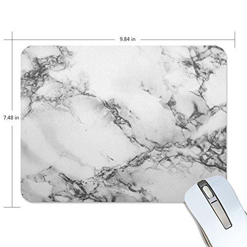 zzkko schwarz und weiß Marmor rutschfest 25cm (L) x7.48