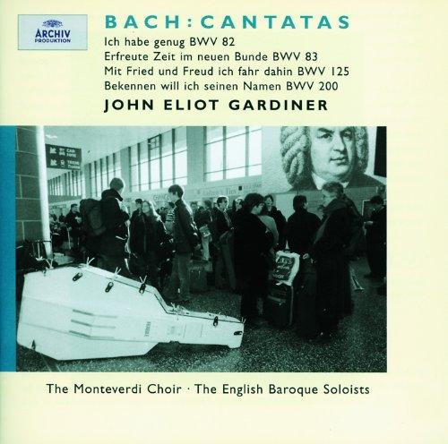 "J.S. Bach: Cantata ""Mit Fried ..."