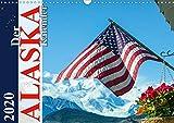 Der Alaska Kalender CH-Version (Wandkalender 2020 DIN A3 quer): Ein Monatskalender mit 12 wunderschönen Fotos, aufgenommen in der Wildnis Alaskas. (Monatskalender, 14 Seiten ) (CALVENDO Natur) - Max Steinwald