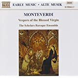 Monteverdi: Marienvesper Schola