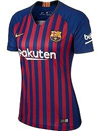 0d6cf5a85bf0a Amazon.es  camiseta barcelona 2018 mujer  Ropa