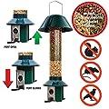 Squirrel Proof Wild Bird Feeder - Roamwild PestOff by Roamwild