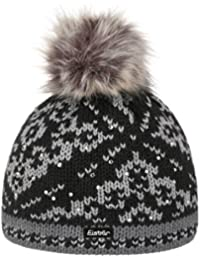 Eisbär Dalia Luxury Pompom Hat Winter Beanie Knit