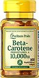 Provitamina A Beta Carotene 3000 mcg / 10000 IU 100 perle