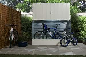 Bike Storage / Cycle Locker – Bicycle Store - Cream Version