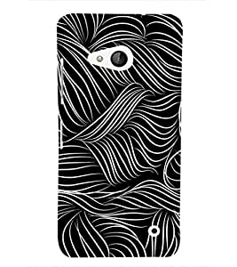 EPICCASE Abstact Pattern Mobile Back Case Cover For Microsoft Lumia 550 (Designer Case)