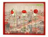 Kenzo Flower 3x 15ml Geschenkset