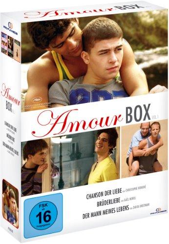 Bild von AMOUR Vol. 1 - Box [3 DVDs]