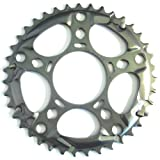 CHAINRING 39T Shimano Ultegra FC-6703 39T - Middle Road Bike Chainring 3 x 10 - Y1LK98020