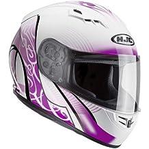 8c1c9599c80dd Amazon.es  casco de moto mujer - HJC Helmets