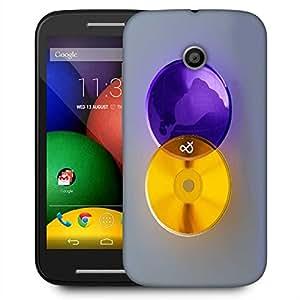 Snoogg Dvd Web Designer Protective Phone Back Case Cover For Motorola E2 / MOTO E22