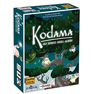 Asmodee Italia - Kodama Juego de Mesa en Italiano Pendragon Games Studio, Color, 0560