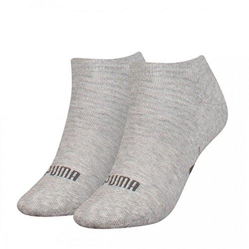 PUMA Damen New Casual Sneaker Classic 6er Pack, Größe:39-42, Farbe:Grey Melange (032)