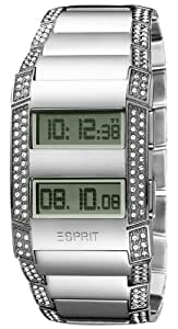 Esprit Damen-Armbanduhr Fulmina Centauri Silber ES101242701