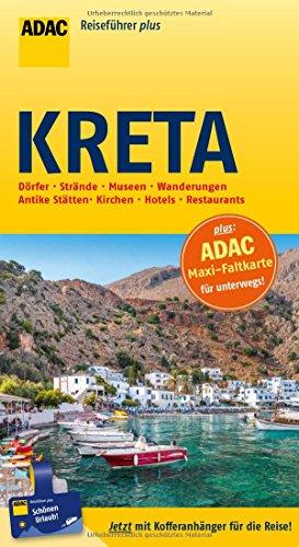 Preisvergleich Produktbild ADAC Reiseführer plus Kreta: mit Maxi-Faltkarte zum Herausnehmen