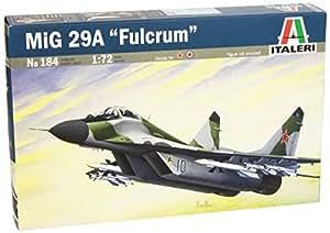 Italeri - I184 - Maquette - Aviation - Mig-29 Fulcrum - Echelle 1:72