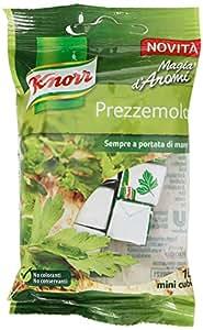 Knorr - Prezzemolo,  10 Mini Cubi - 35 G