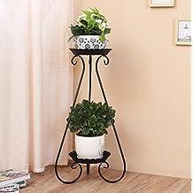 Europischen Stil Blumenrahmen Mehrstckige Boden Tpfe Indoor Wohnzimmer Grn Rettich Blume Regal