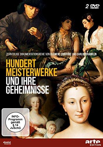 Hundert Meisterwerke und ihr Geheimnis [2 DVDs] Arte Kunst
