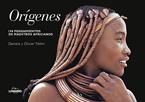 Orígenes MINI: 130 pensamientos de maestros africanos (365 pensamientos)