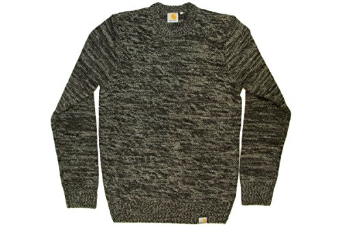 CARHARTT ACCENT SWEATER CYPRESS DOLLAR G DARK G H L - Accent Sweater