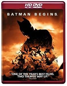 Batman Begins [HD DVD] [Import USA]