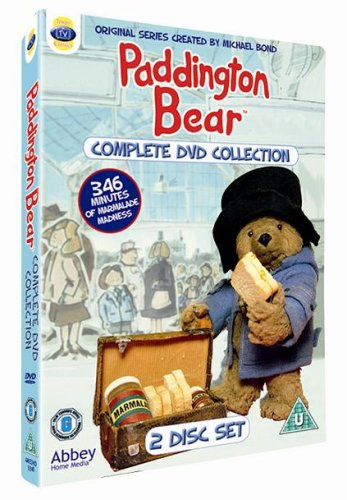 The Complete Paddington Bear [DVD]