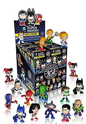 FUNKO - Mini Figurines DC Comics Mystery Blind Box