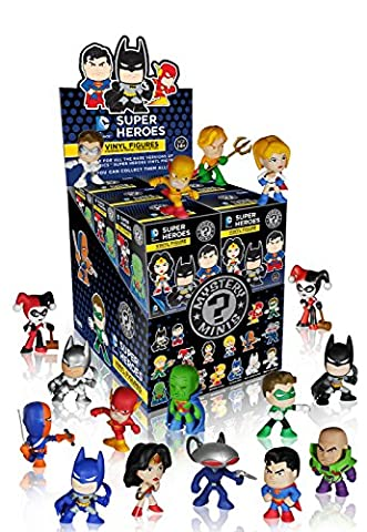 DC Comics - Justice League Mystery Minis Vinyl