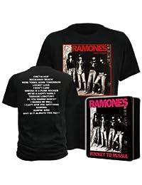 2d54e90d7654a5 Amazon.fr   Ramones - Femme   Vêtements