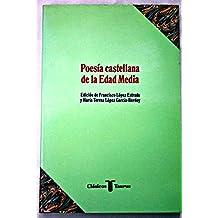 Poesía Castellana de Edad Media   Tcl011   Ct 11