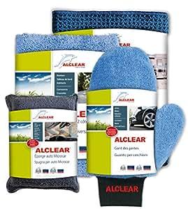 alclear 8201000 kit d 39 entretien de voitures pro. Black Bedroom Furniture Sets. Home Design Ideas