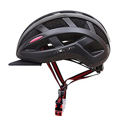 Shinmax Specialized Bike Helmet, Adjustable Sport Cycling Helmet Bike Bicycle Helmets for Road & Mountain Biking,Motorcycle for Adult Men & Women,Youth - Racing,Safety Protection from Shinmax