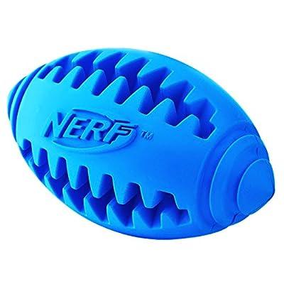 Nerf Dog Football Teether Toy,