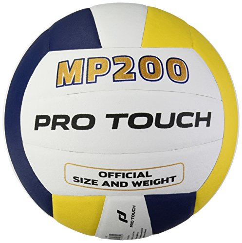 Pro Touch Volleyball MP 200, WSS/Blau/Gelb, One Size