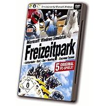Freizeitpark - Achterbahn, Kart, Zoo, Bowling, Eiscreme Tycoon - [PC]
