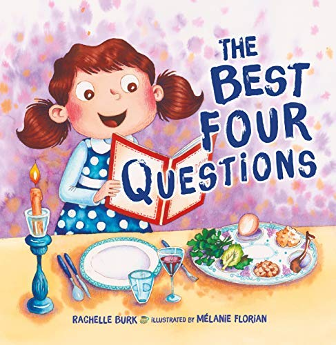 The Best Four Questions (English Edition)
