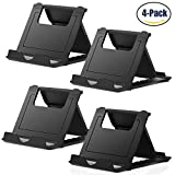 Cell Phone Stand, 4 Pack iPhone Stand, U...